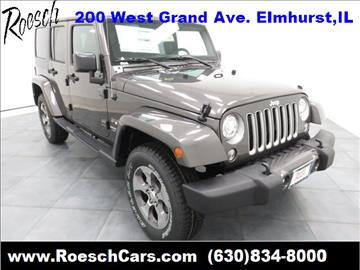2017 Jeep Wrangler Unlimited for sale in Elmhurst, IL