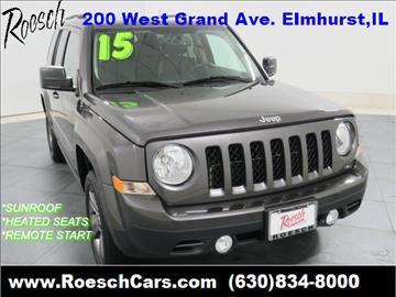 2015 Jeep Patriot for sale in Elmhurst, IL