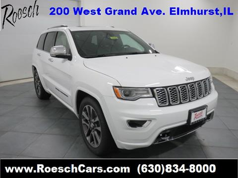 2018 Jeep Grand Cherokee for sale in Elmhurst, IL