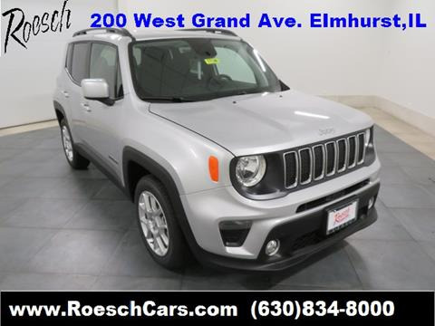 2019 Jeep Renegade for sale in Elmhurst, IL