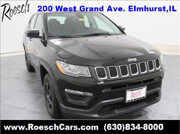 2017 Jeep Compass for sale in Elmhurst, IL