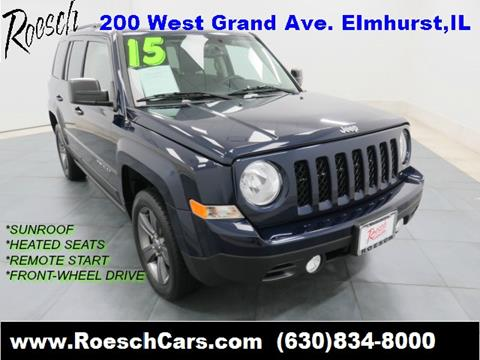 2015 Jeep Patriot for sale in Elmhurst, IL