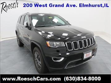 2017 Jeep Grand Cherokee for sale in Elmhurst, IL