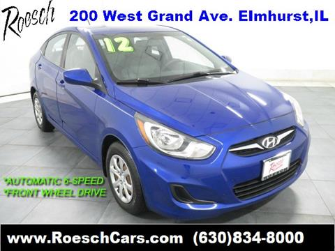 2012 Hyundai Accent for sale in Elmhurst, IL