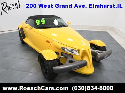 1999 Plymouth Prowler for sale in Elmhurst, IL