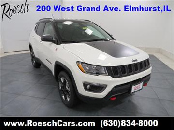 2017 Jeep New Compass for sale in Elmhurst, IL