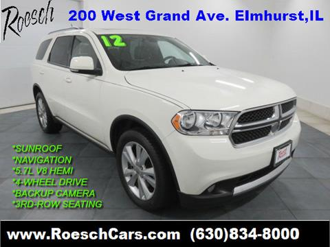 2012 Dodge Durango for sale in Elmhurst, IL