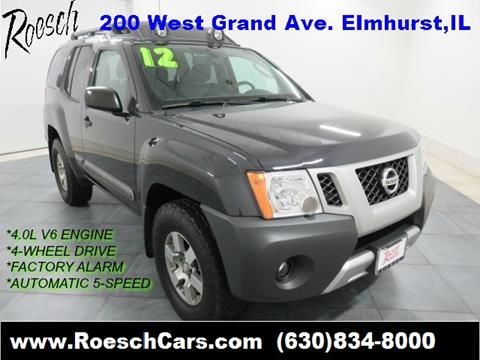 2012 Nissan Xterra for sale in Elmhurst, IL