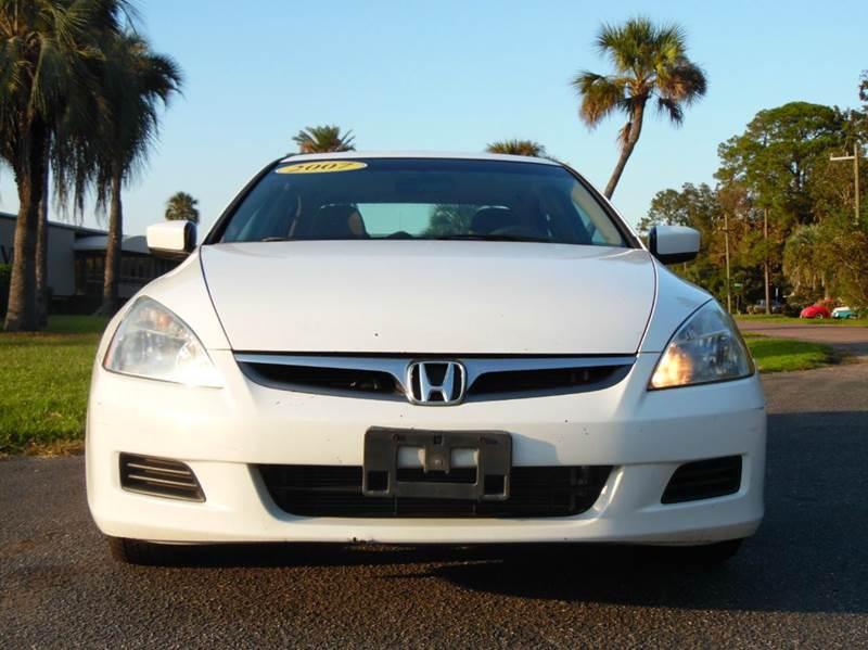 2007 Honda Accord for sale in Jacksonville FL