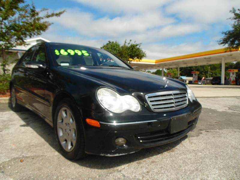 2005 mercedes benz c class c320 4matic awd 4dr sedan in for Jacksonville mercedes benz dealership
