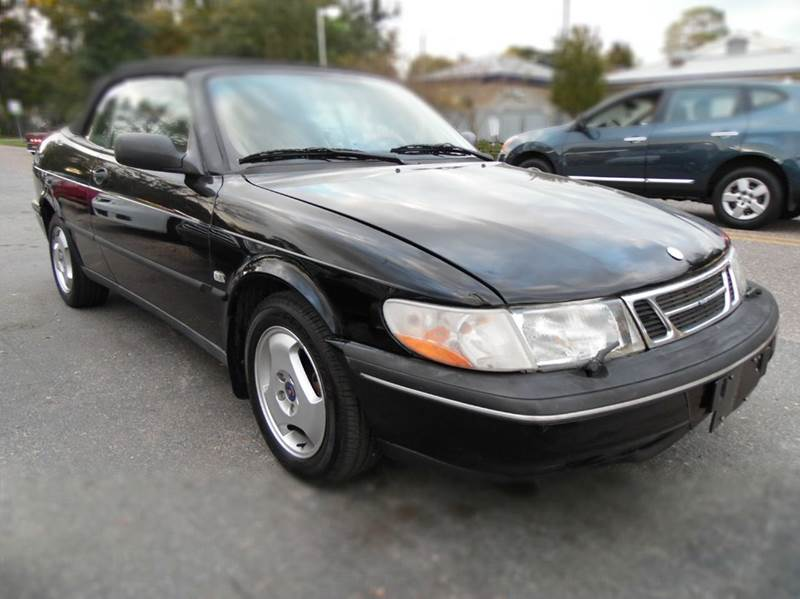 1997 saab 900 s 2dr convertible in jacksonville fl the. Black Bedroom Furniture Sets. Home Design Ideas