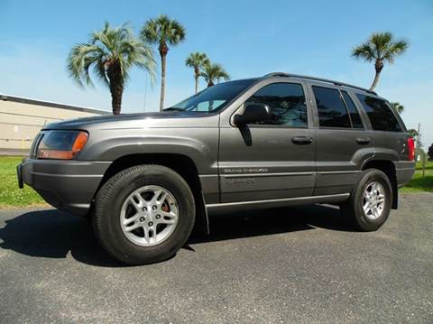 2002 Jeep Grand Cherokee for sale in Jacksonville, FL