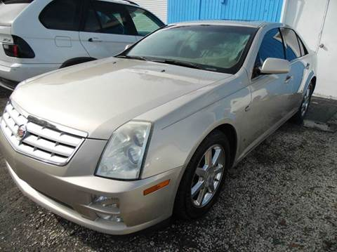 2007 Cadillac STS for sale in Jacksonville, FL