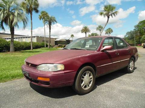 1996 Toyota Camry for sale in Jacksonville, FL