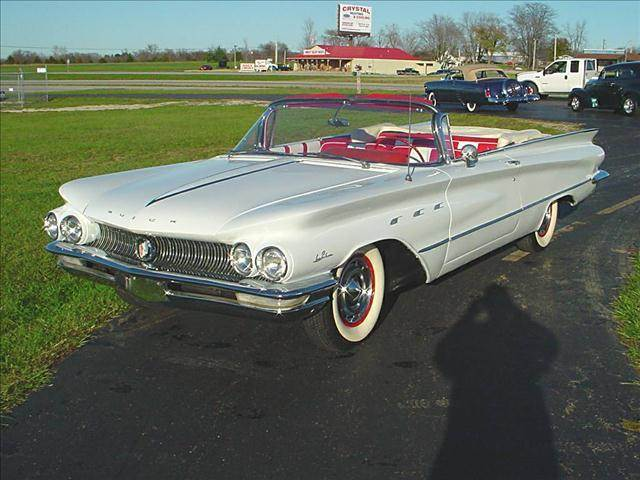 1960 buick lesabre convertible st louis mo 1960 buick finned