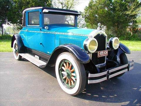 1927 Buick Series 128