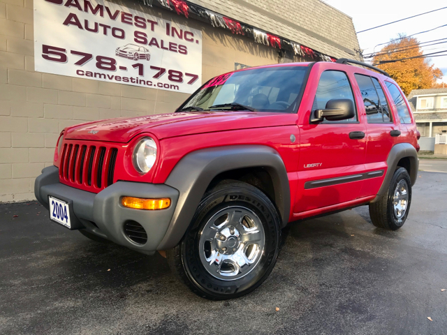 Jeep Liberty 2004 Trail Rated Free Cars Images