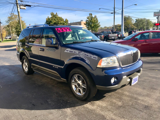Worksheet. 2004 Lincoln Aviator Luxury AWD 4dr SUV In Depew NY  Camvest Inc