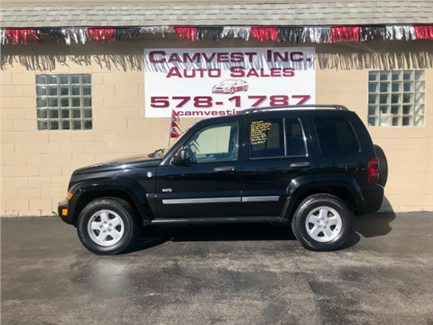 2006 Jeep Liberty for sale in Depew, NY