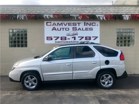 2005 Pontiac Aztek for sale in Depew, NY