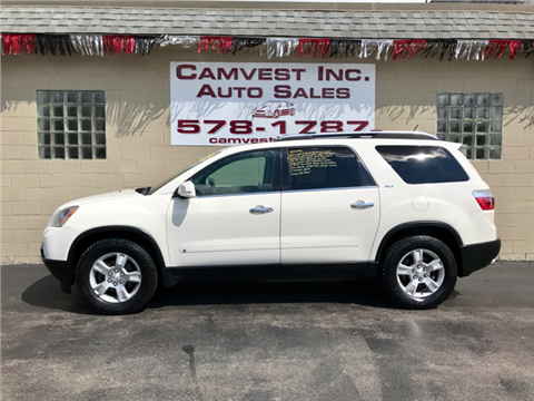 2009 GMC Acadia for sale in Depew, NY