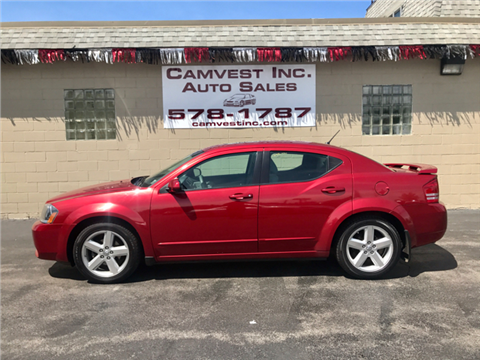 2008 Dodge Avenger for sale in Depew, NY