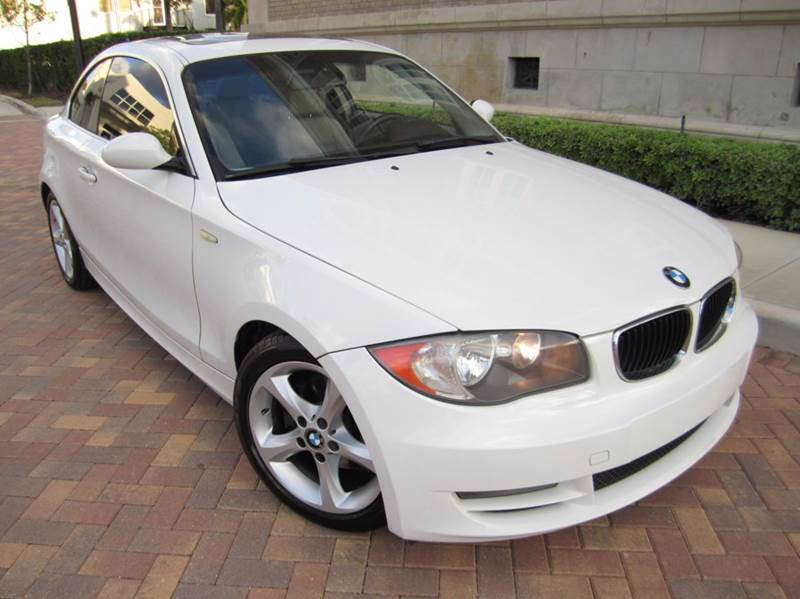2008 Bmw 1 Series 128i 2dr Coupe In West Palm Beach FL - FLORIDA ...