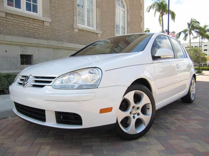 Car To Go >> 2009 Volkswagen Rabbit S 4dr Hatchback In West Palm Beach Fl