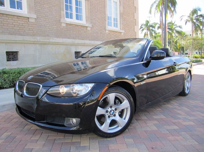 Bmw Series I Dr Convertible SULEV In West Palm Beach FL - 2010 bmw 328i convertible
