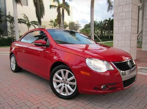 2010 Volkswagen Eos for sale in West Palm Beach, FL