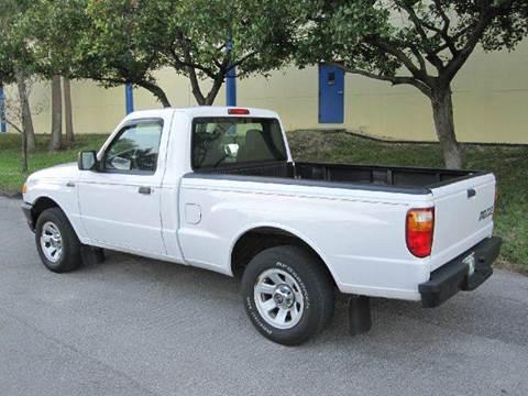 2007 Mazda B-Series Truck for sale in West Palm Beach, FL