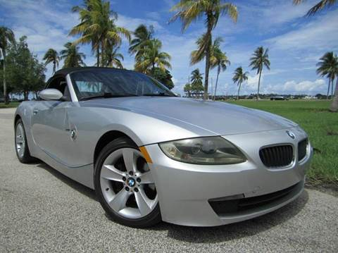 2006 BMW Z4 for sale in West Palm Beach, FL
