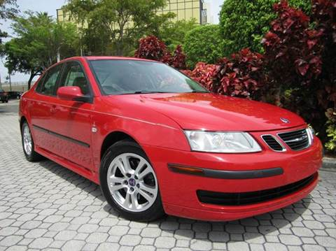 2007 Saab 9-3 for sale in West Palm Beach, FL