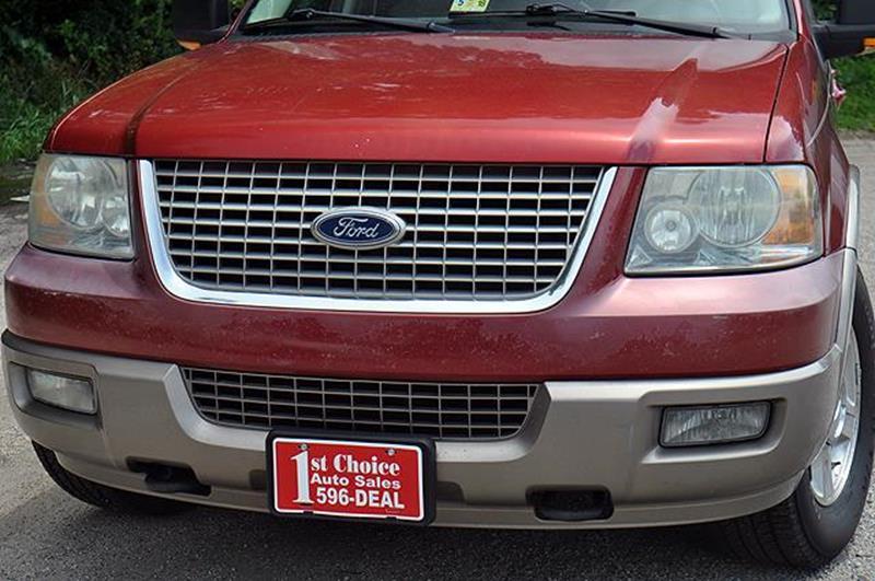 2004 Ford Expedition Eddie Bauer 4WD 4dr SUV - Newport News VA