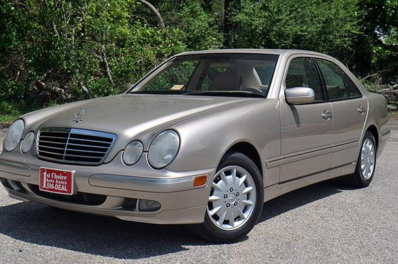 2001 mercedes benz e class for sale in virginia for 2001 mercedes benz e320 for sale
