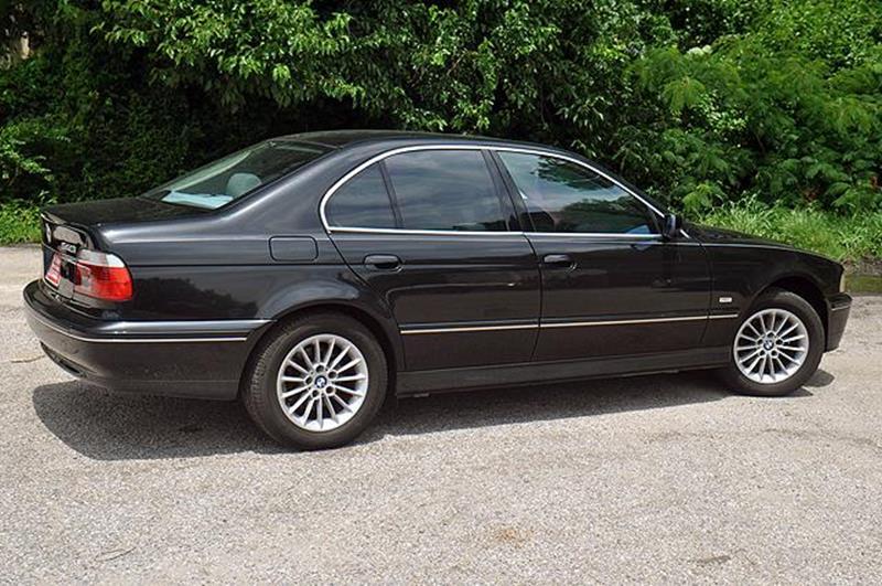 2002 BMW 5 Series 540i 4dr Sedan - Newport News VA