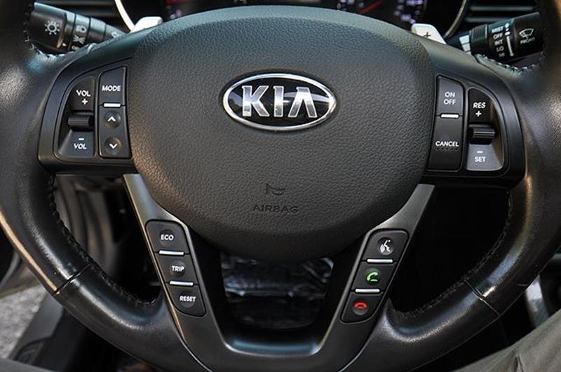2013 Kia Optima SX 4dr Sedan - Newport News VA