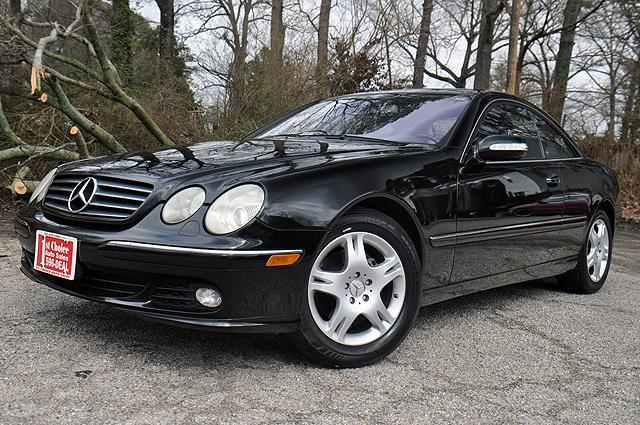 2004 mercedes benz cl class cl500 2dr coupe in newport for Mercedes benz newport news