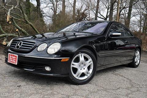 2004 Mercedes-Benz CL-Class for sale in Newport News, VA