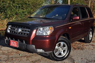 2007 Honda Pilot for sale in Newport News, VA