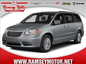 Chrysler town and country for sale grand junction co for Ramsey motor company harrison ar