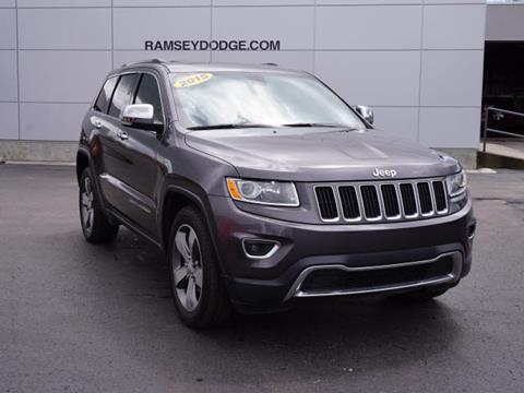 2015 Jeep Grand Cherokee for sale in Harrison, AR