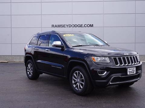 2014 Jeep Grand Cherokee for sale in Harrison, AR