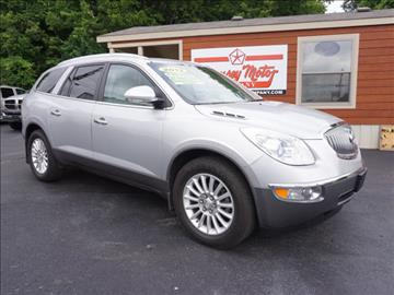 2012 Buick Enclave for sale in Harrison, AR