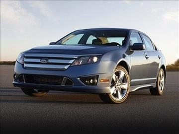 2011 Ford Fusion for sale in Harrison, AR