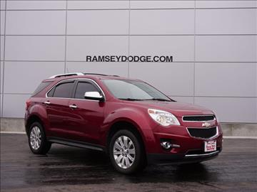 2010 Chevrolet Equinox for sale in Harrison, AR