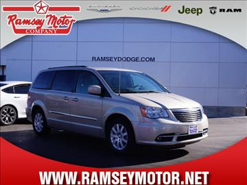 2015 Chrysler Town and Country for sale in Harrison, AR