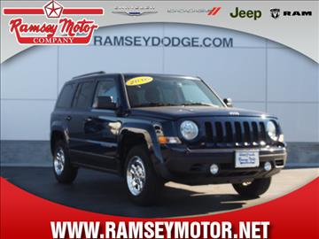 2016 Jeep Patriot for sale in Harrison, AR