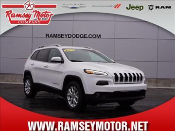 Jeep cherokee for sale gloucester va for Ramsey motor company harrison ar