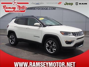 2017 Jeep New Compass for sale in Harrison, AR
